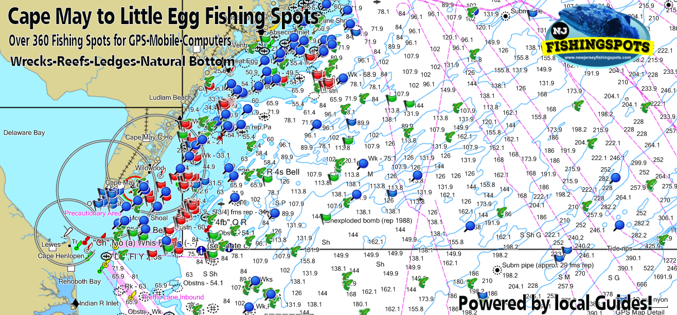 Cape May New Jersey GPS Fishing Spots for Offs Fishing Cape May New Jersey Map on rehoboth beach, jersey shore, long branch, ocean county, cape may lighthouse, town of cape may map, mercer county, leonia new jersey map, cape may beach map, atlantic city, cape may tourist map, cape may county, cape may county herald, town bank cape may map, cape may downtown map, cape may city map, southern new jersey map, stone harbor, sea isle city, delaware bay, south jersey, asbury park, rio grande, belmar new jersey map, cape may street map, cumberland county new jersey map, cape may diamonds, cape may sound, ocean city, lawrence township new jersey map, strathmere new jersey map, allentown new jersey map, cape may national wildlife refuge map, cape may county map, cape may nj,